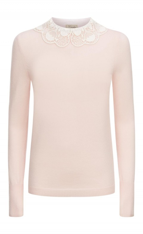 Bliss Collar Jumper Shell