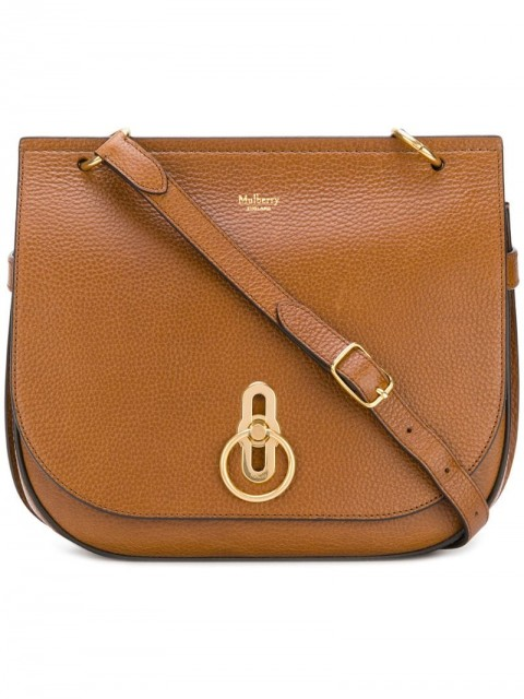 Mulberry - saddle handbag - women - Leather - One Size - Brown