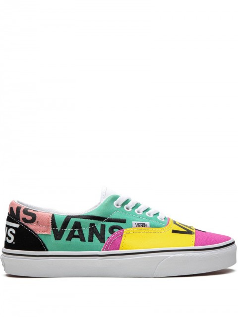 Vans - Era 'MoMA' low-top sneakers - unisex - Rubber/Suede/Canvas - 3.5, 4, 4.5, 5, 5.5, 6, 6.5, 7, 8, 9, 9.5, 10, 10.5, 11, 11.5, 12, 13 - PINK