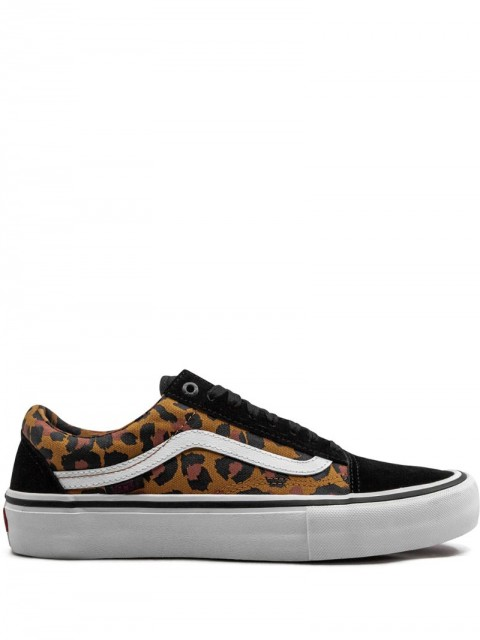 Vans - Old Skool Pro sneakers - unisex - Rubber/Canvas - 11.5 - Black