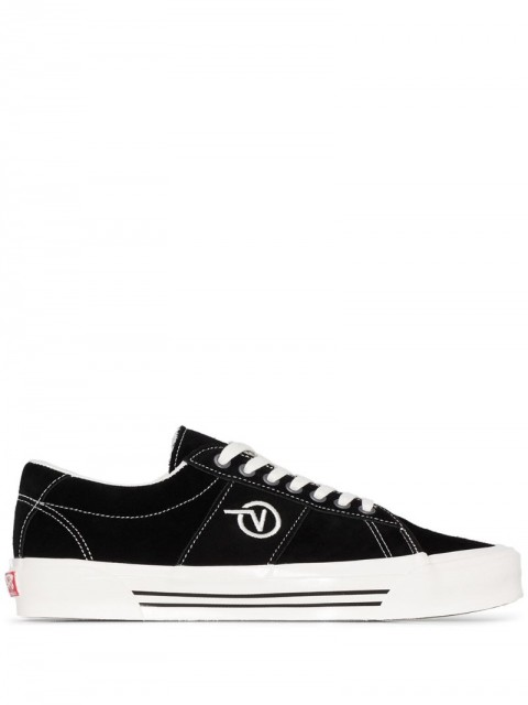 Vans - Sid LX sneakers - men - Suede/Canvas/Rubber - 11, 12, 13 - Black