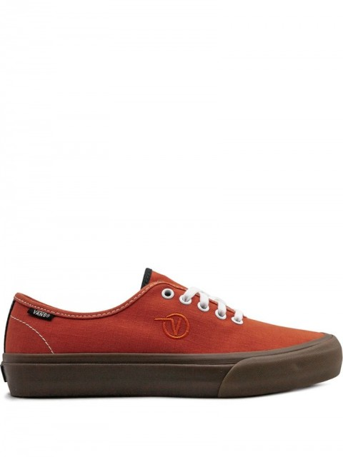 Vans - The Authentic One sneakers - men - Rubber/Polyester/Canvas - 12 - ORANGE