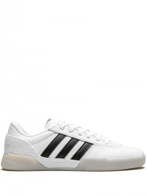 adidas - City Cup sneakers - men - Polyester/Rubber/Leather - 11, 11.5 - White