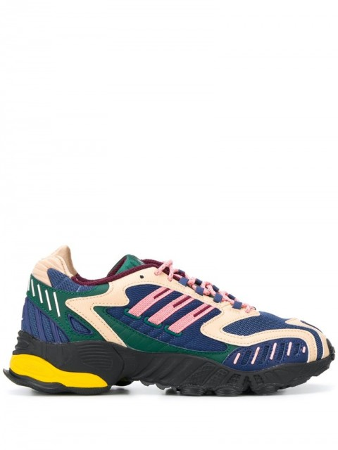 adidas - Torsion TRDC low-top sneakers - women - Polyester/Rubber - 8, 8.5, 9, 9.5, 10, 10.5 - PURPLE