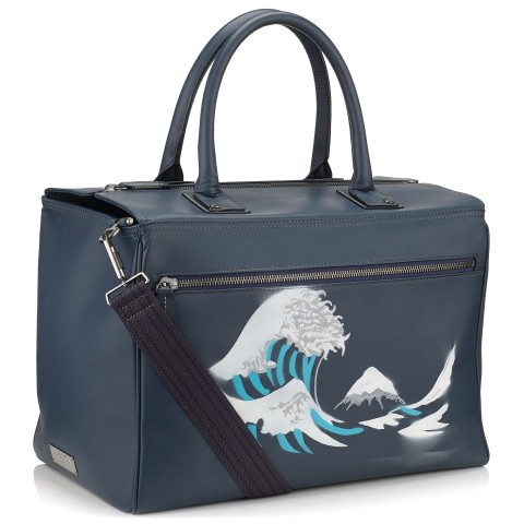 G8 Mens City Tote Bag Ocean