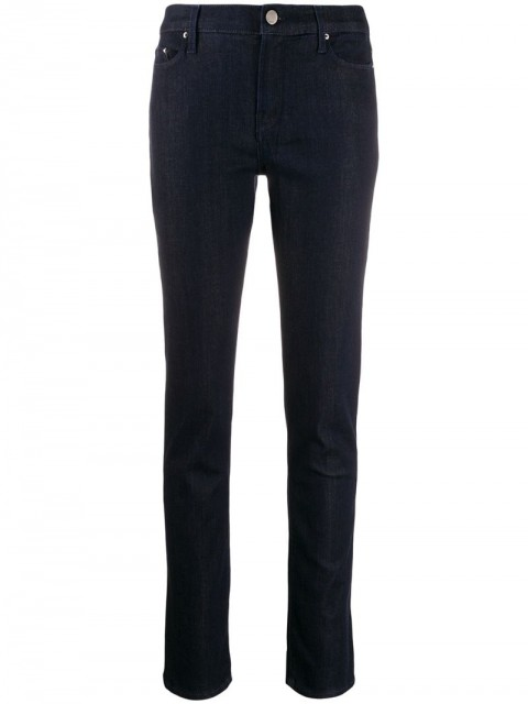 Karl Lagerfeld - skinny-fit jeans - women - Cotton/Polyester/Spandex/ElastaneLyocell - 26 - Blue