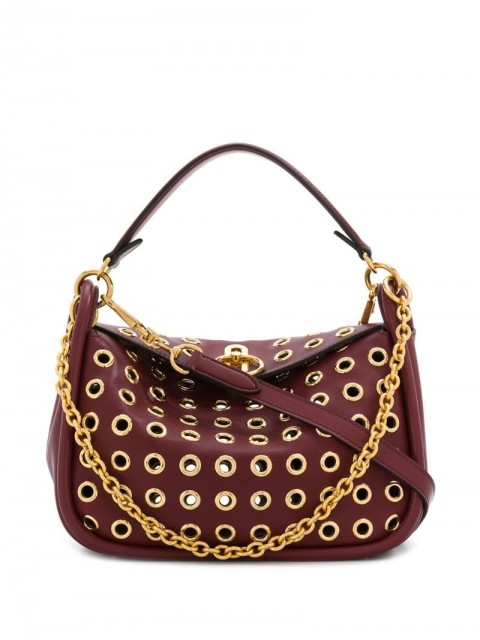 Mulberry - Leighton shoulder bag - women - Leather - One Size - Red