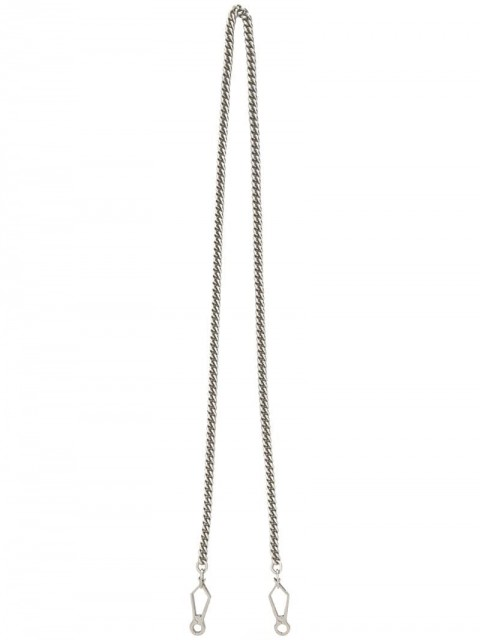 Mulberry - chain strap - women - Brass - One Size - SILVER