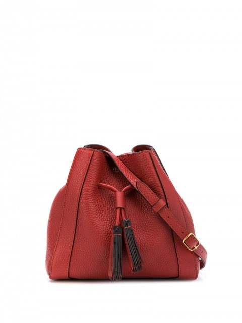 Mulberry - mini Millie bucket bag - women - Leather - One Size - Brown