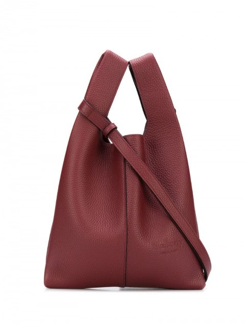Mulberry - Portobello tote bag - women - Leather - One Size - Red