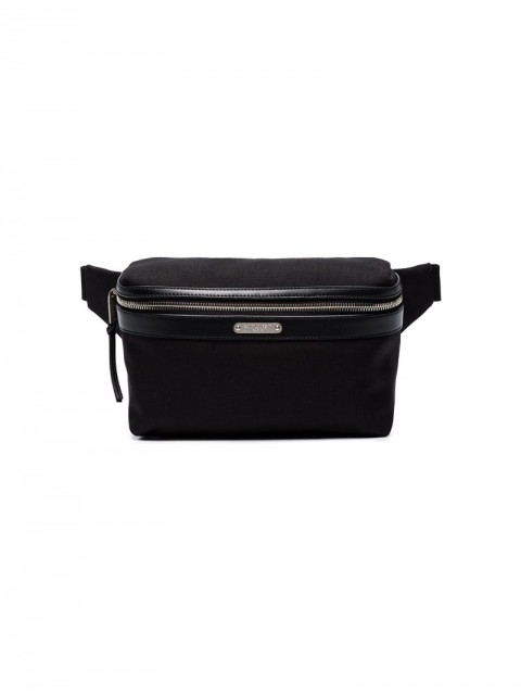 Saint Laurent - City belt bag - men - Polyamide - 90, 85 - Black