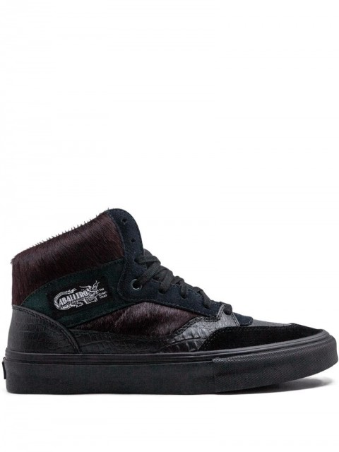 Vans - Full Cab LX (Dragon Pack) sneakers - unisex - Rubber/Leather/Polyester - 5 - Black