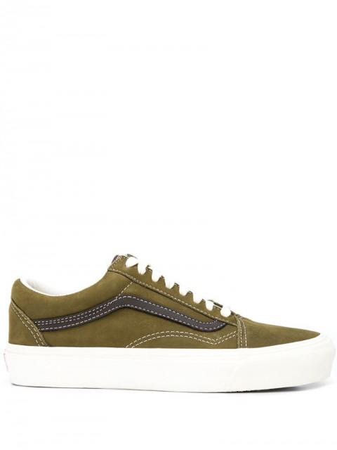 Vans - Old Skool LX sneakers - men - Suede/Other Fabrics - 7.5, 8, 8.5, 11.5, 13, 3.5 - Green