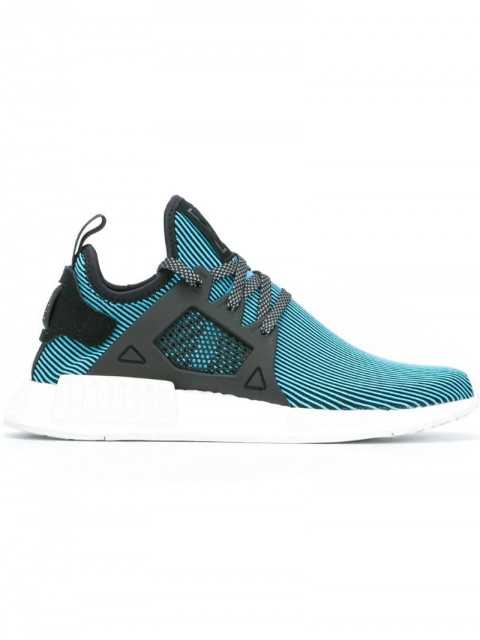 adidas - 'NMD_XR1 Primeknit' sneakers - men - Polyester/Rubber - 4.5, 4, 11, 7, 7.5, 6.5, 6, 12 - Blue