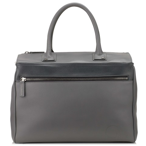 G8 Mens City Tote Bag Shark/Smoke